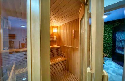 Kurort Kozubnik-Sauna